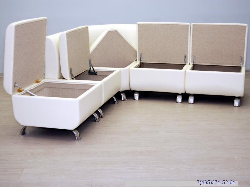 кухонные диваны на заказ по индивидуальным размерам лавки